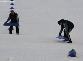 Бьорндален срезал 10 метров в персьюте