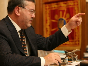 Нельзя говорить военнослужащим, здравствуйте товарищи бандеровцы - Гриценко