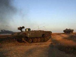 Израильская армия разрезала сектор Газа на две части