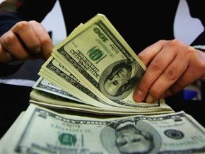 НБУ установил на 8 января курс на уровне 7,7 гривен за доллар