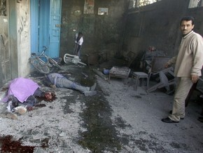 Во время обстрела школы ООН погибли 30 человек