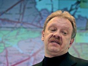 В Брюсселе Дубина отказался отвечать на вопросы журналистов на русском