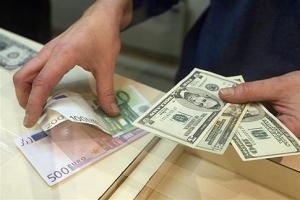 В Киеве наличный доллар поднялся до 9,08 грн