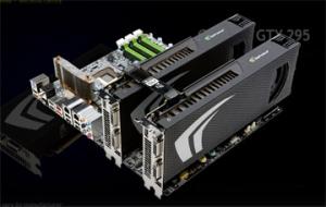 Nvidia показала видеокарту мощностью 2 терафлоп/сек