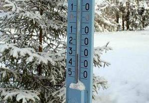 На выходных в Украине мороз, метели и гололедица