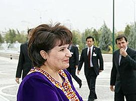 Избран спикер туркменского парламента