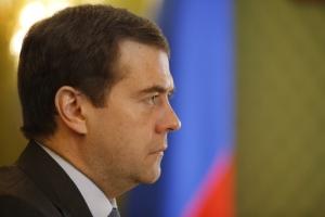 Медведев объявил два условия возобновления транзита газа через Украину