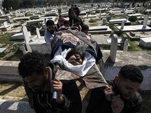 Палестинцы заявили о 900 погибших за время израильской операции