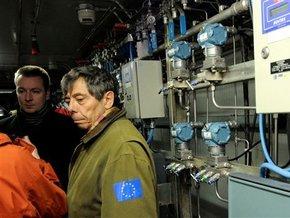 Наблюдатели заявляют, что Украина не принимает российский газ для Европы