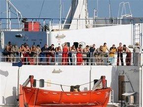 Пираты, захватившие «Фаину», отказались вести переговоры с посредниками