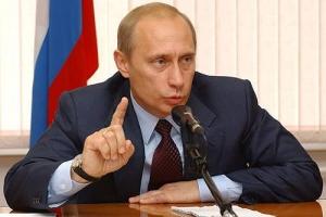 Путин назвал цену технологического газа для Украины