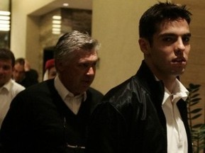 "Анчелотти: И без Кака у ""Милана"" останутся прежние цели"