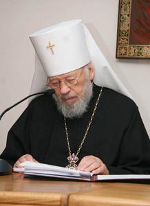 Митрополит Владимир не будет претендовать на пост главы РПЦ