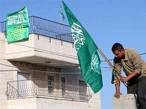 Дом палестинского террориста залили бетоном