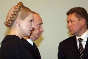 Тимошенко: В 2010 году скидка на газ для Украины будет 10%