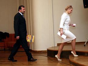 Балога: Тимошенко переключает внимание с провальных переговоров по газу на главу Нацбанка