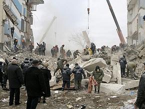 Кабмин: Все жители рухнувшего дома в Евпатории получили квартиры