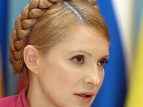 Тимошенко намерена растаможивать газ Фирташа