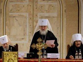 Патриарха РПЦ изберут тайным голосованием