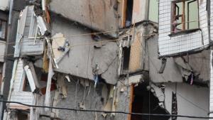 Причиной взрыва дома в Евпатории стала утечка газа и кислорода из баллонов