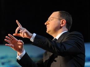 Яценюк узнал стиль Пынзеника в «секретном письме» к Тимошенко