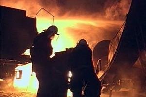 Коммунистам снова подожгли офис. Теперь в Запорожье