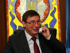 Луценко обвинил следователя в затягивании расследования дела с участием сына одесского депутата