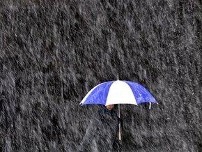Погода на пятницу: местами дожди