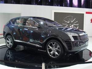 """Производство китайского """"супер-джипа"""" начнется в 2009 году"""