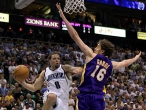 """""""Юта Джаз"""" прервала победную серию лидера чемпионата НБА"""