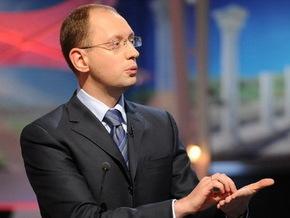 Яценюк говорит, что отказался от предложения Секретариата возглавить Нацбанк