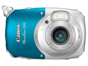 Canon выпустил водонепроницаемую камеру