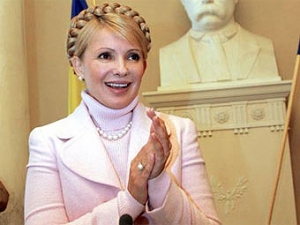 Тимошенко поздравила защитников Отечества