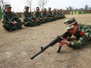 Китай увеличит военные расходы на 15%