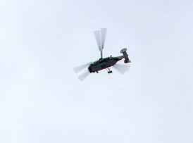 Вертолет с 18 пассажирами на борту упал в Атлантику