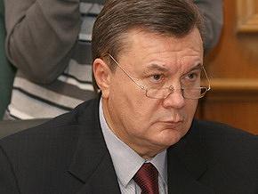 Янукович настаивает на скорой отставке правительства