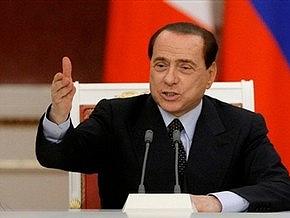 Берлускони сравнил себя с Обамой: Я бледнее, просто давно не был на солнце