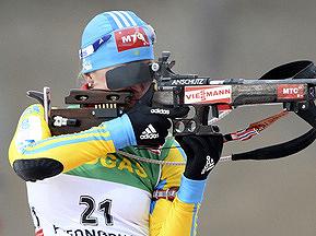 Вита Семеренко становится пятой в спринте, золото берет немецкая юниорка