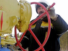 """""""Газпром"""" спрогнозировал стоимость газа для Европы"""