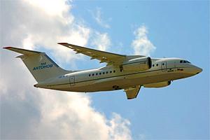 Россия не отказывается от Ан-148