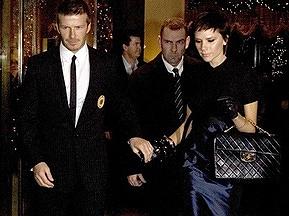 Бекхэм признан самым стильным мужчиной планеты