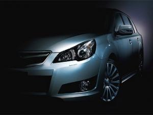 Универсал Subaru Legacy для обычных дорог появится в мае