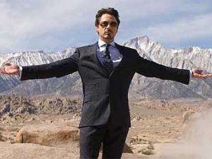 """""""Железный человек 2"""" станет самым рискованным фильмом Роберта Дауни"""