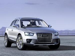 В 2011 году на заводе Seat начнется выпуск кроссовера Audi Q3
