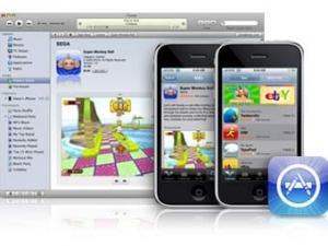Пользователи iPhone и iPod Touch скачали миллиард копий приложений