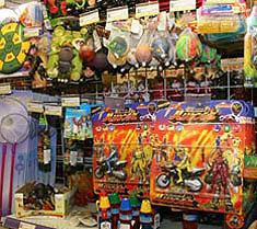 Вступил в силу новый регламент безопасности игрушек