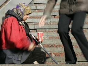 В Украине количество безработных вдесятеро превышает число вакансий