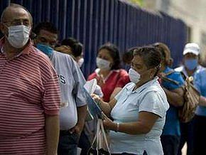 Число заразившихся свиным гриппом растет