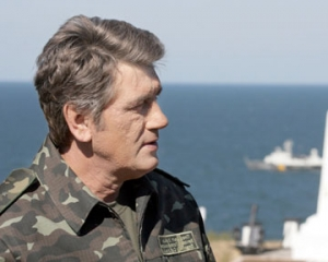 Ющенко просит ООН, ЕС и НАТО усилить борьбу с пиратами