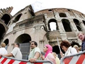 Американка вернула в Италию обломок Древнего Рима